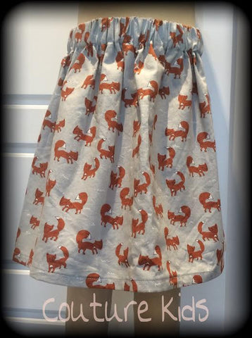 Kids Can Sew: Gathered Skirt - April 29th