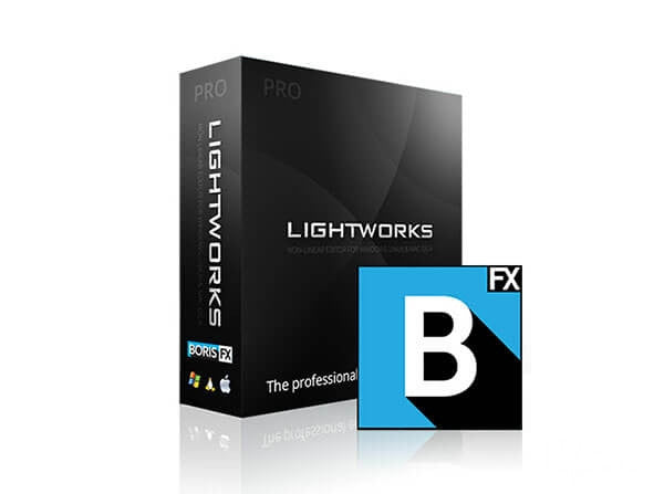Lightworks Pro v14 for Mac, Win, or Linux (Perpetual License)