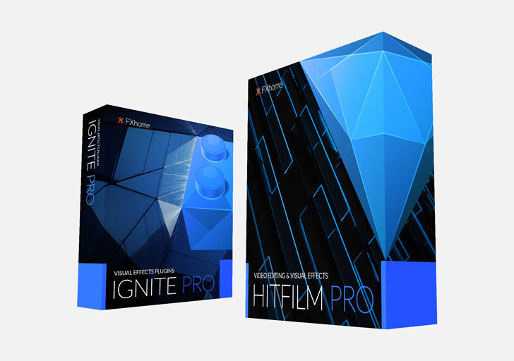 FXhome Pro Video Bundle for Win or Mac