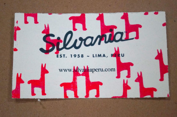Silvania business card