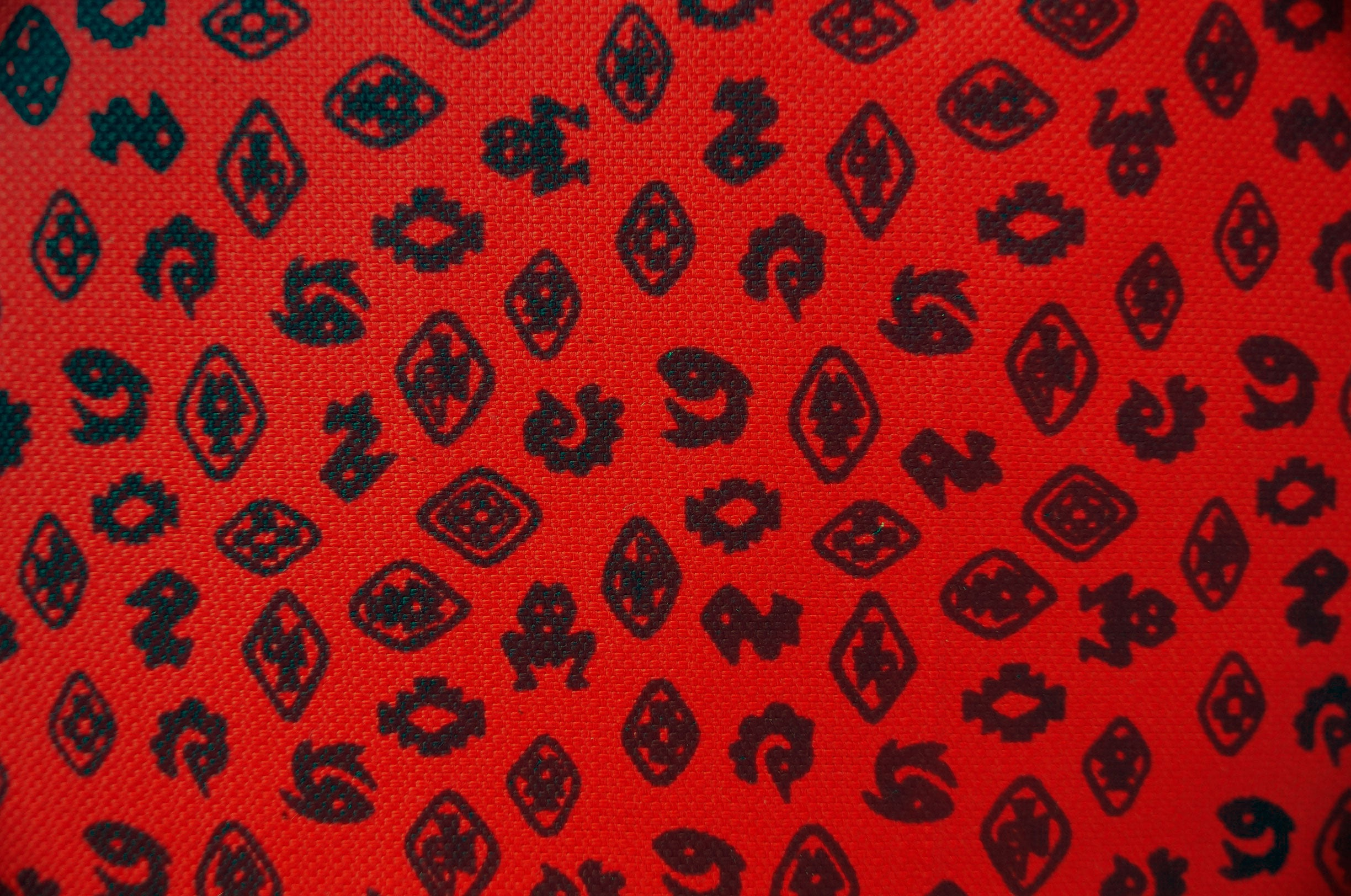Placemat-Fauna-de-la-Costa-Red-Detail