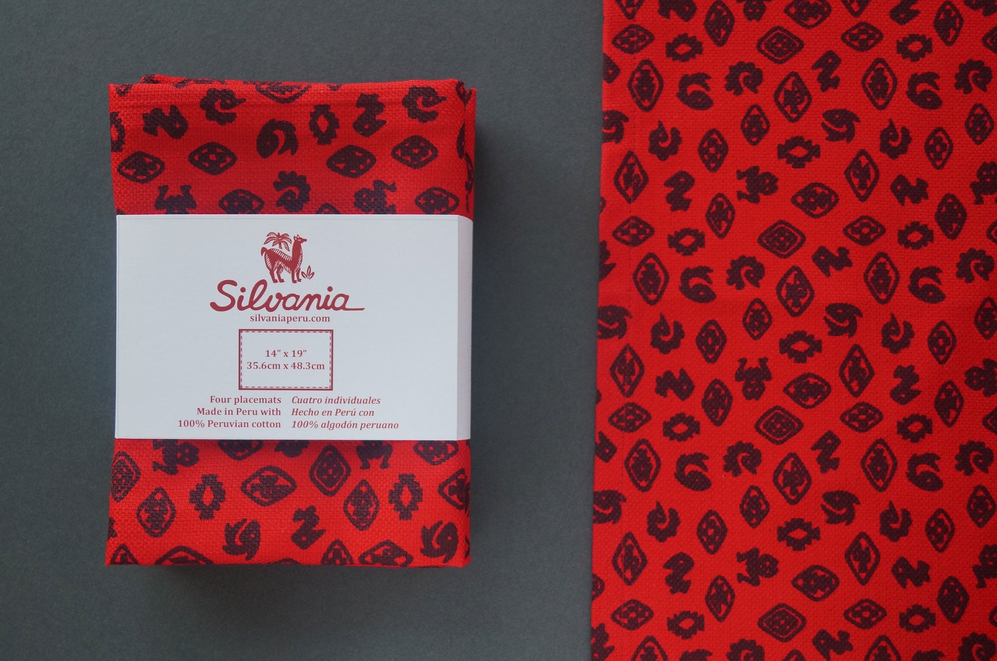 Placemat-Fauna-de-la-Costa-Red-Packaging
