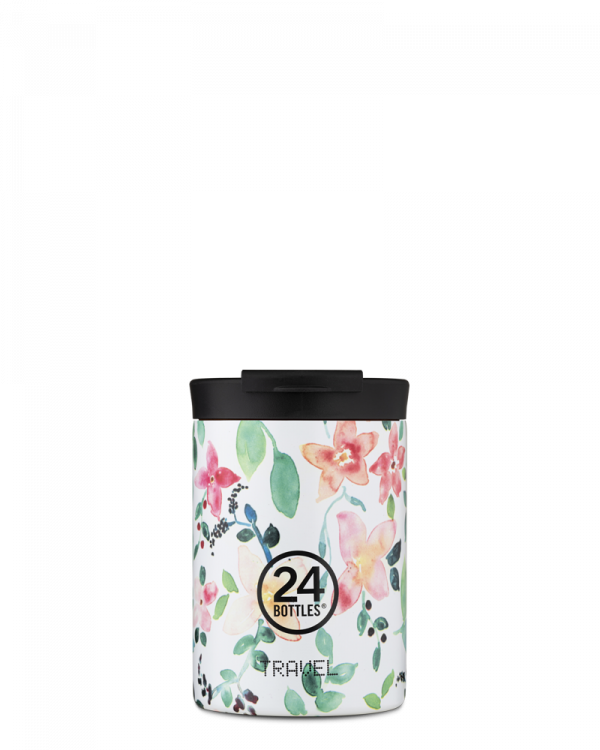 24 Bottles Travel Tumbler Little Buds