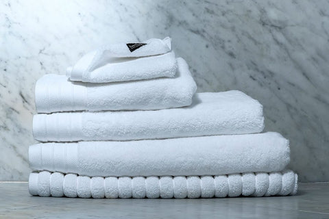 Bemboka Luxe 700gsm Towels White