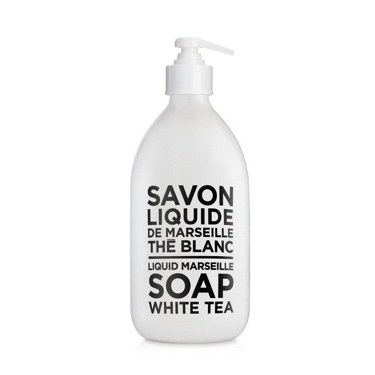 Savon Marseille Soap White Tea