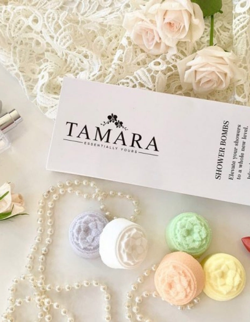 Tamara Shower Bursts Signature Collection 10 Pack
