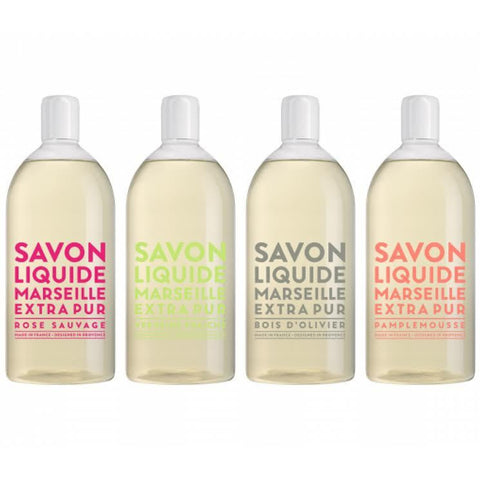 Savon Marseille Liquid Soap Refill 1000ml
