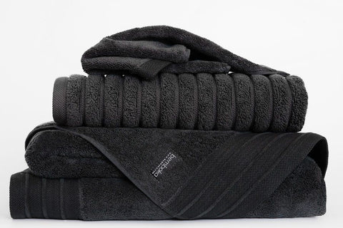 Bemboka Luxe 700gsm Towels Charcoal