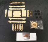 16mm Machinery Wagon & Cable Reel Wagon Kit