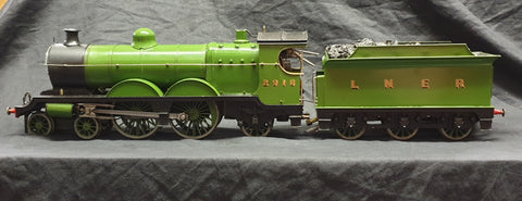 Coming Soon - Gauge 1 Jersey Lilly steam Locomotive