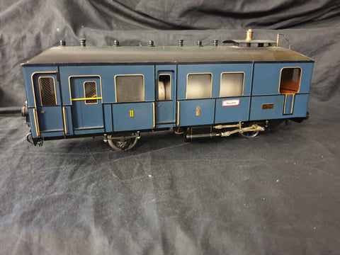 Gauge 1 Swiss Railcar 1:32nd scale