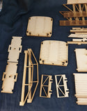 GWR Syphon G (outside frame) kit 10mm scale