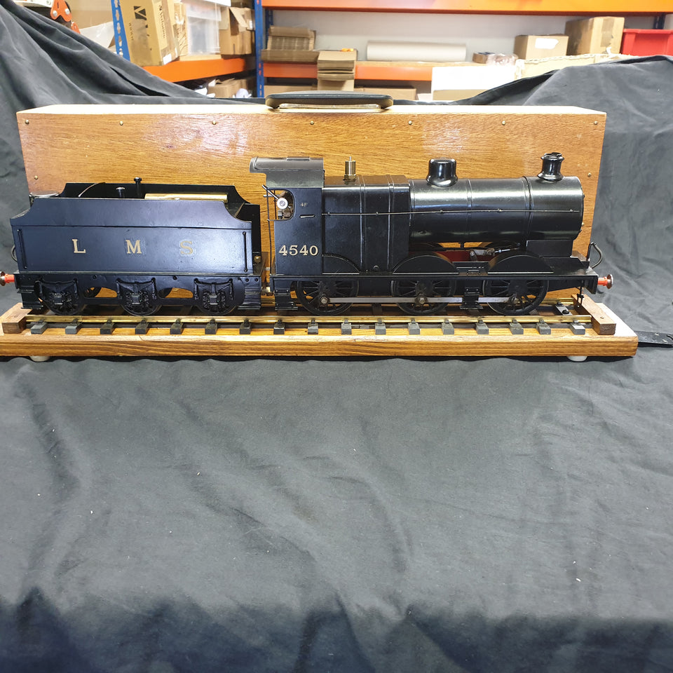 Gauge 1 Locomotives