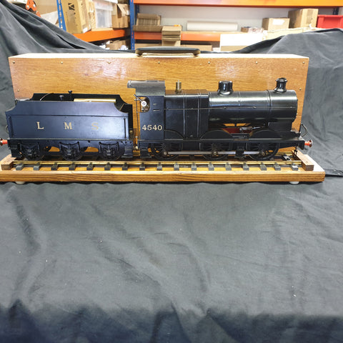 Gauge 1 10mm scale LMS 4F (Project Design)