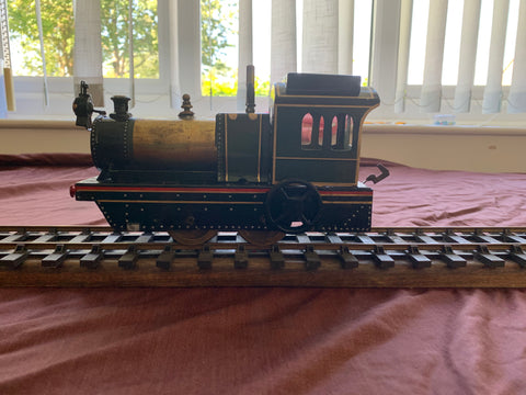Gauge 1 Vintage Steam Loco