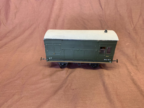 Vintage Gauge 1 Horse Box Wagon 10mm scale