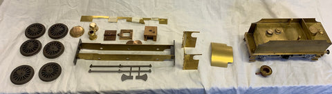 "Gauge 1 - 10mm scale Part Built ""Project"" Loco"