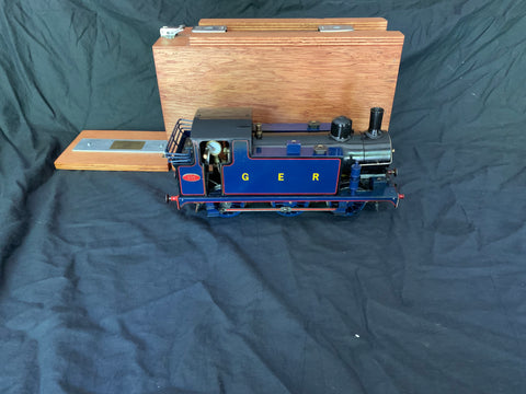 Gauge 1 Aster 0-6-0 GER Tank engine Modified