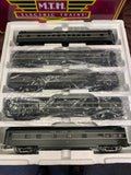 O'Gauge MTH Electric Trains New York Central 5 coach set