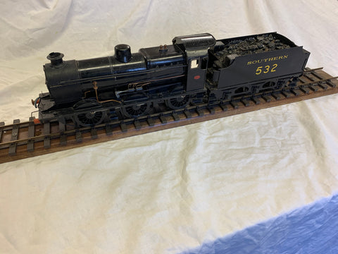 Gauge 1 - 10mm scale - SR Q-class locomotive.