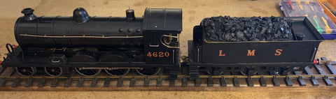 "Gauge 1 - 10mm scale Caledonian ""318"" to the Paul Forsyth Design"
