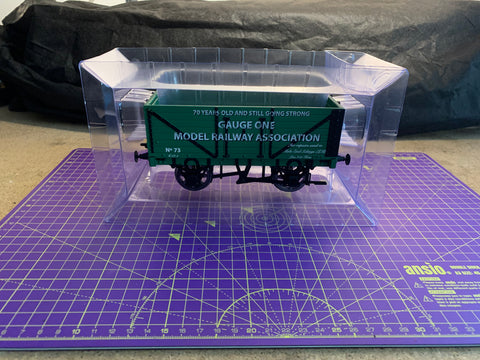 Gauge 1 1:32nd scale Accucraft G1MRA 70 Anniversary wagon