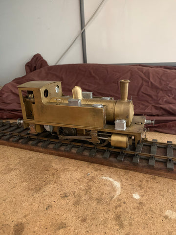 Gauge 1 - 10mm scale Barrett Engineering LSWR B4 tank loco.