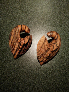 Tawapa Zebra Wood Kerala Weight
