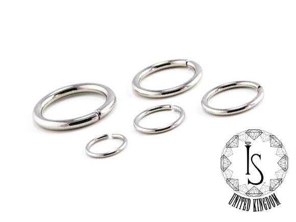 Continuous Ring, Stainless Steel