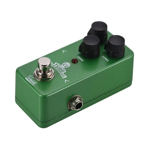 tube overdrive- Guitarmetrics