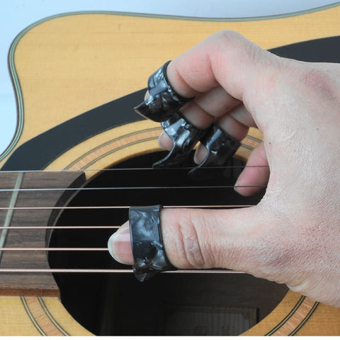 finger picks for guitar- guitarmetrics