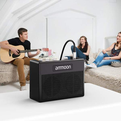 Best Mini guitar amp- guitarmetrics