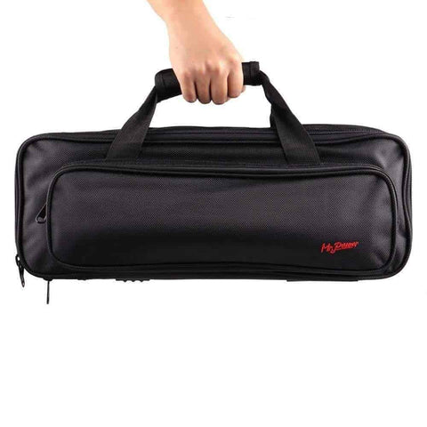 Best Guitar Effects Pedal bag with pedalboard- guitarmetrics