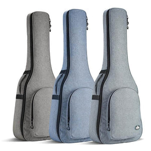 Acoustic guitar carry bag Jophy™ guitarmetrics Dark Grey