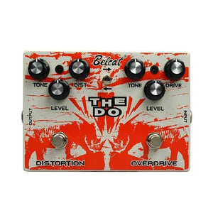 Belcat™ The DO Distortion Overdrive Pedal guitarmetrics