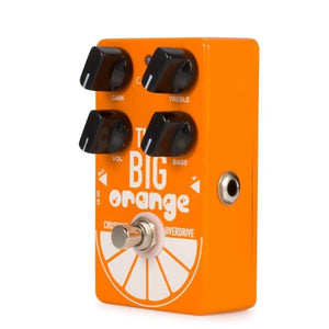 CALINE CP-54 The Big Orange Overdrive guitarmetrics