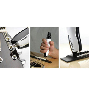 Flanger Electric guitar string winder guitarmetrics
