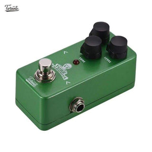 Guitar Effects Pedals by twitone (Free shipping) guitarmetrics TUBE OVERDRIVE