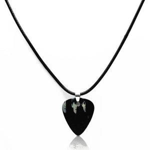 Guitar pick necklace with free shipping guitarmetrics B