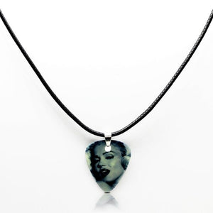 Guitar pick necklace with free shipping guitarmetrics Mayilian