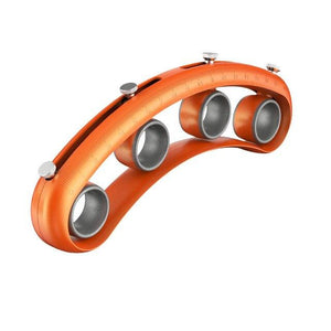 GuitarGuard™ Guitar extender and finger Strength exerciser guitarmetrics Orange