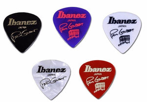 Ibanez Paul Gilbert guitar Pick guitarmetrics