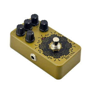 Landtone™ Distortion Effects Pedal guitarmetrics