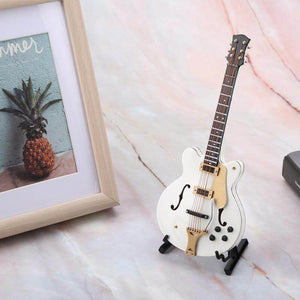 Miniature Guitar showpiece guitarmetrics