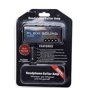Plexisound™ Mini Guitar Pocket Amplifier guitarmetrics