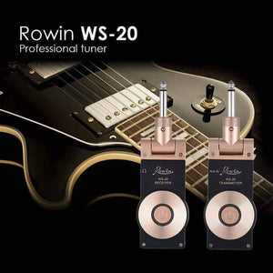 ROWIN™ Wireless electric guitar System. guitarmetrics