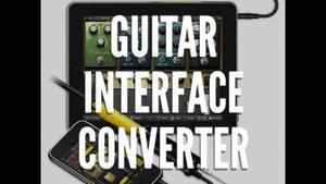 SOACH™ Audio interface converters (Cable) guitarmetrics