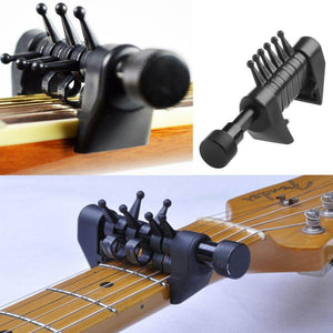 Tunebuddy capo | Guitar capo chart version with free shipping guitarmetrics