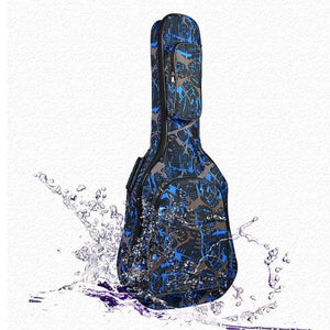 Waterproof soft Guitar case (Artistic Collection) guitarmetrics