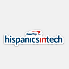 Hispanics in Tech Sticker